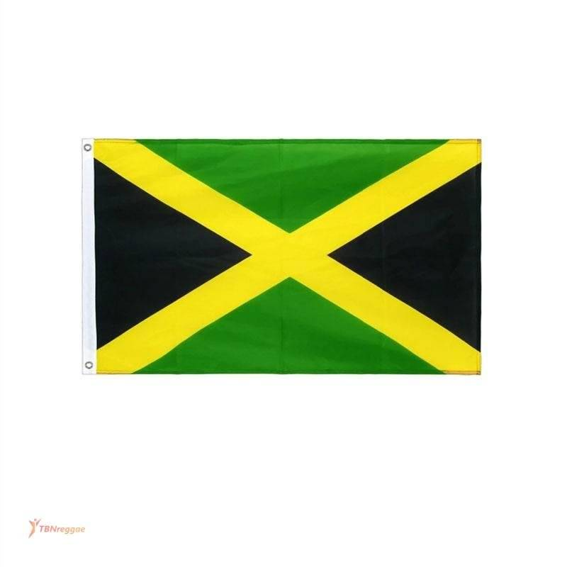 Jamaica Flag for Home Decoration Wall Decorations