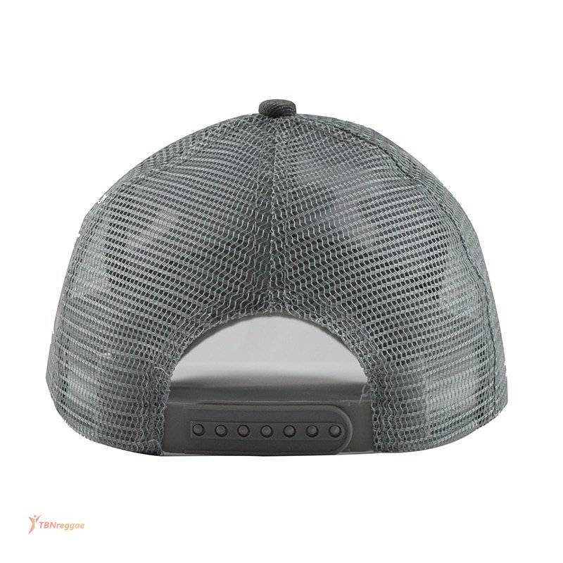 Camouflage Printed Trucker Cap for Men and Women
